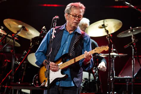 Eric Clapton Has a New Album Coming Out - Maxim
