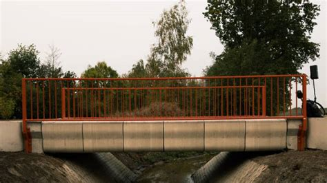 3D Printed Concrete Bridge in the Netherlands Officially