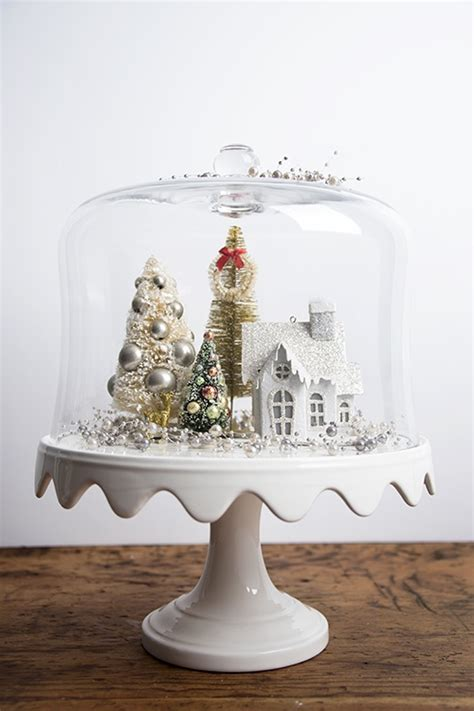7 Fun Ways to Use Cake Stands This Christmas -Beau-coup Blog