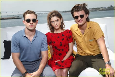 'Stranger Things' Cast Joined By New Stars at Comic-Con