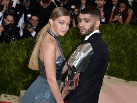 Gigi Hadid Shared First Picture of Her Daughter On