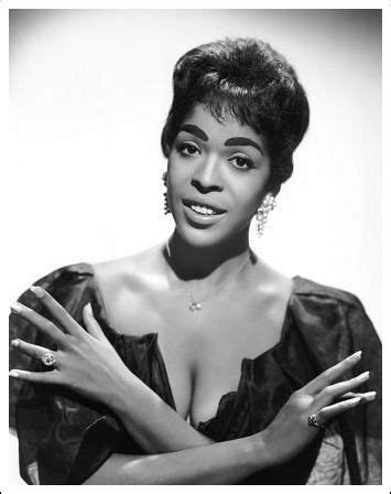 """A young Della Reese way before """"Touched By an Angel"""