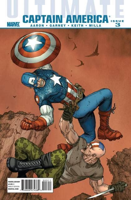 Ultimate Captain America #4 - The Last Stand (Issue)