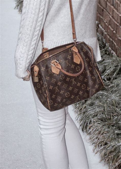 threaddiction: Comfy Chic add a strap to your speedy 25 to