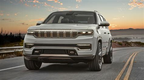 Here's How Much the 2022 Jeep Grand Wagoneer Will Cost