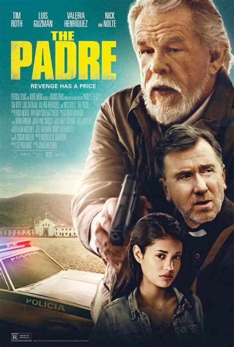 Nick Nolte hunts Tim Roth in The Padre trailer | Live for