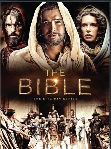 Epic miniseries 'The Bible' is now out on home video