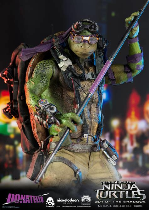 1/6 TMNT Out of the Shadows - Donatello