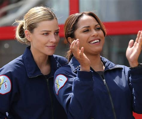 Chicago Fire - Shay and Dawson (With images) | Chicago