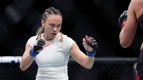 Michelle Waterson will be ready if UFC grants her a title