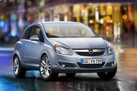 Opel Corsa Coming To USA News - Top Speed