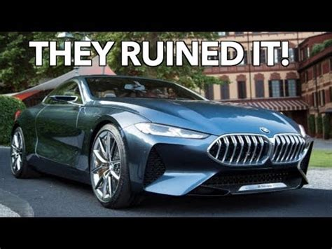 THE NEW 2020 BMW 8 SERIES * Accidentally Leaked* - YouTube