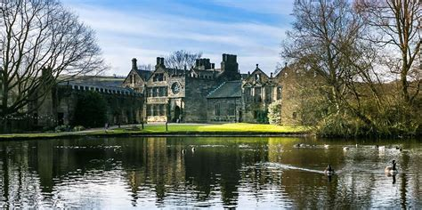 'Ghost' Filmed At 17th Century East Riddlesden Hall In