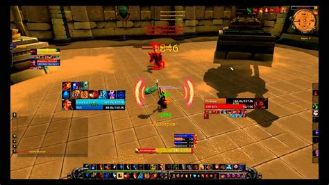 World of Warcraft arena PvP Fire Mage - YouTube