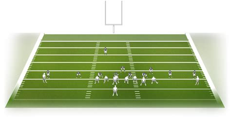 Library of american football goal graphic royalty free png