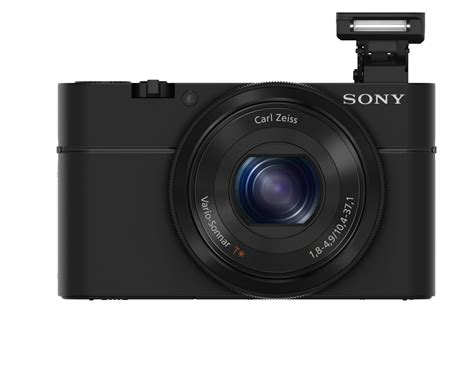 Sony Announced the DSC-RX100 Professional Compact Camera