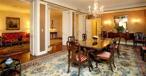 Inside the Waldorf Astoria's Presidential Suite - The New