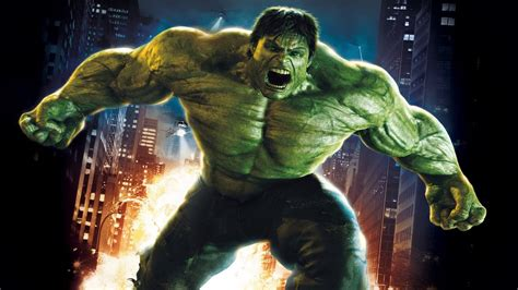 The Incredible Hulk(2008) Movie Review - YouTube