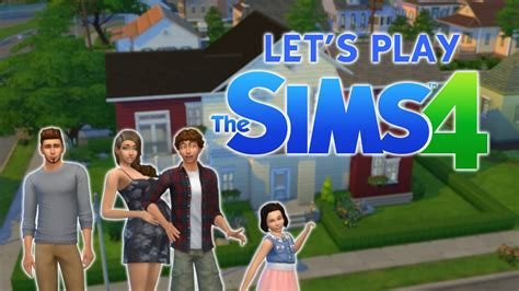 Let's Play: The Sims 4 l Teaser l - YouTube