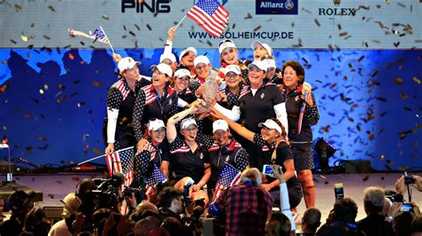 2021 Solheim Cup matches to be played at Inverness Club