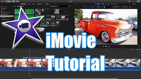 iMovie Tutorial for Beginners - How to Use iMovie - YouTube