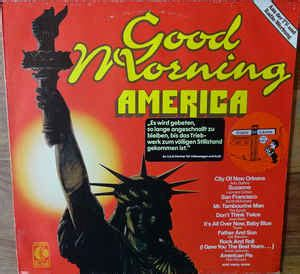 Good Morning America - Great Folk-Songs And Ballads   Discogs