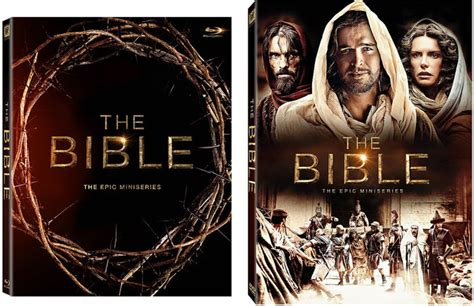 """""""The Bible"""" COMES TO BLU-RAY, DVD AND DIGITAL HD APRIL 2"""