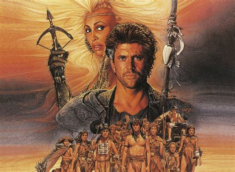 4 Mad Max Beyond Thunderdome HD Wallpapers | Background