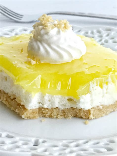 Lemon Cookie Cheesecake Delight - Together as Family