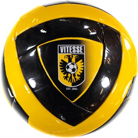 """Vitesse - Product details Voetbal """"thuis"""""""