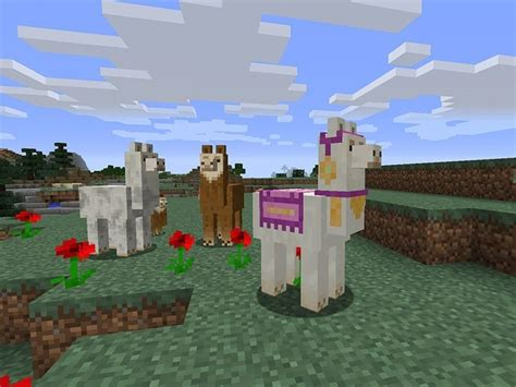 Minecraft for PC will add llamas and more in the upcoming