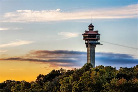 Best View of Branson MO | Inspiration Tower | Shepherd of