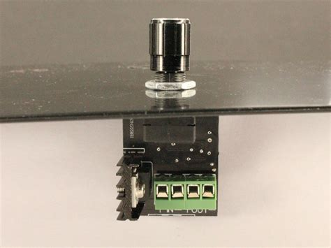 Buy 12 Volt LED Dimmer Knobs   Remotes & Switches