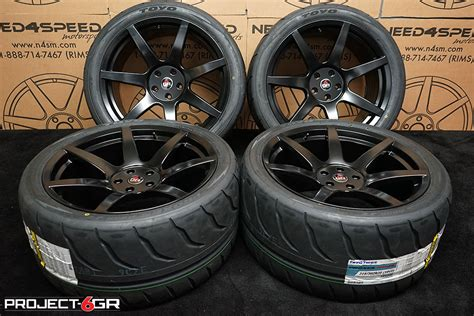 """Introducing """"Project 6GR"""" Spun Forged wheels For S550"""