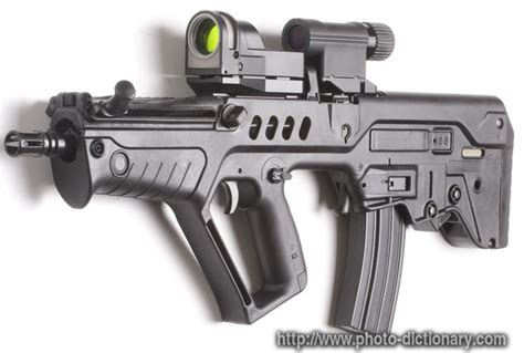 machine gun - photo/picture definition at Photo Dictionary