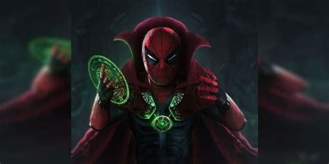 MCU Spider-Man Becomes Doctor Strange In Fan-Made What If