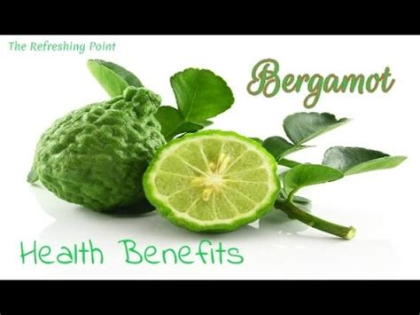Bergamot: Fruit That Protects your Heart, Lowers