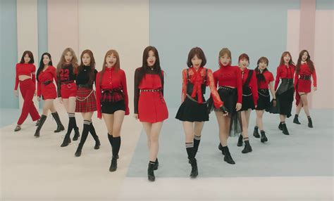 IZ*ONE break record for most watched K-pop debut MV in