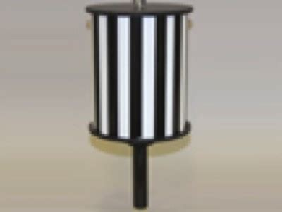 8-inch Optokinetic Drum from Richmond Products, Inc
