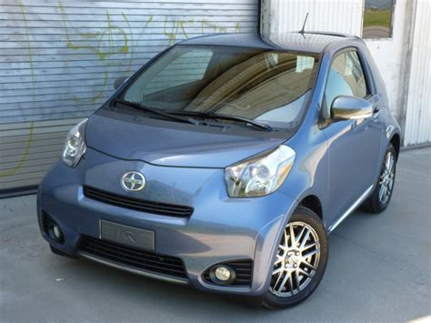 So Who Exactly Buys A Scion iQ Minicar? Now Toyota Knows
