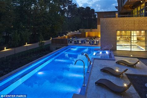 Inside the new £250m Center Parcs in Woburn Forest | Daily