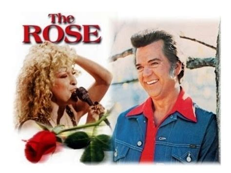 """The Rose"""" Bette Midler & Conway Twitty MIX ♫ - YouTube"""