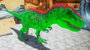 Ark Survival Evolved Xbox One PVE 364 Green & Red Female