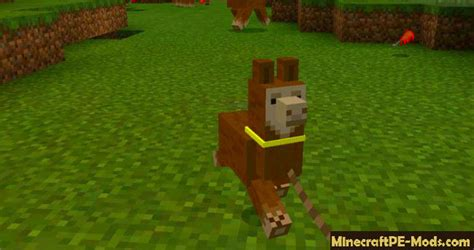 New Animal Addon For Minecraft PE iOS/Android 1