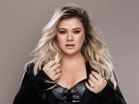 """Kelly Clarkson shares title track from new album """"Meaning"""