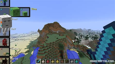 Morph Mod Download for Minecraft 1