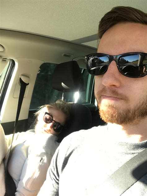 Husband Takes Photos From All The Fun Road Trips With His