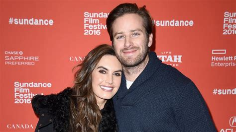 Armie Hammer Hilariously Lets the Sex of Baby No